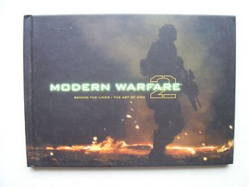Call of Duty Modern Warfare 2 Behind the Lines